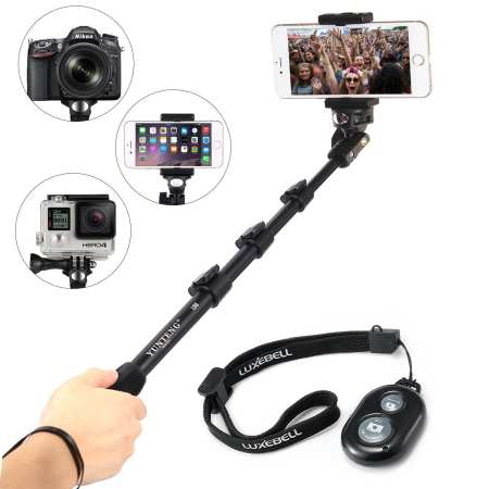 5.The Best GoPro Stick with Remote Control Review 2016