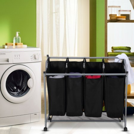 5.Top 10 Best Household Laundry Sorter Review in 2016