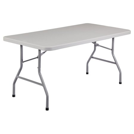 5.Top 10 The Best Utility Folding Tables Review in 2016