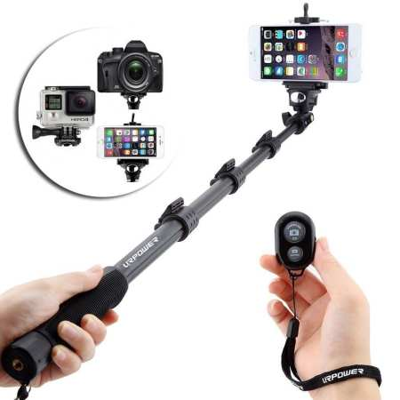 6.The Best GoPro Stick with Remote Control Review 2016