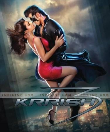 8. Krrish 3 Bollywood Movies