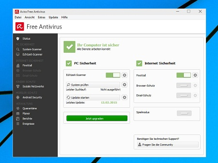 Free Antivirus 2016 Reviews