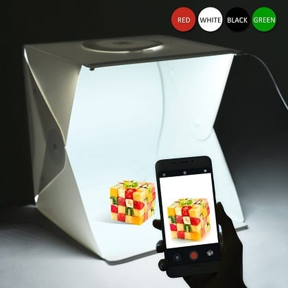 Best Portable Photo Light Boxes