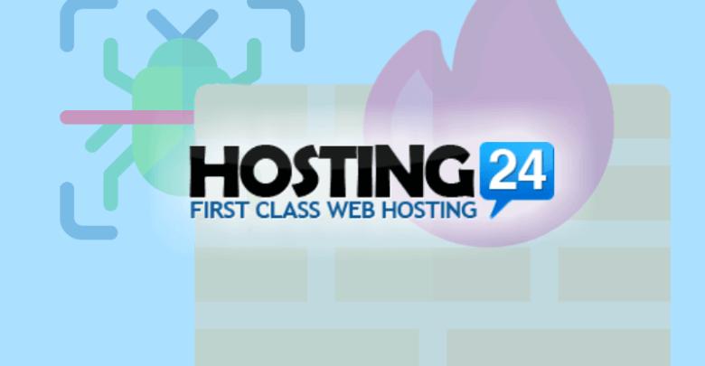 كوبون استضافة Hosting24