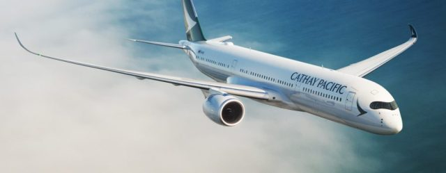 Cathay Pacific Airways