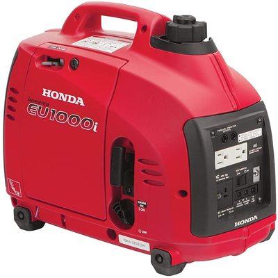 Honda EU1000i Inverter Generator, Super Quiet, Eco-Throttle