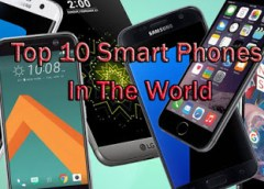 Top Ten New Upcoming World Wide Smart Phones