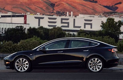 Tesla Electric Car New Top Ten Best Cars
