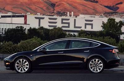 Tesla Electric Car New Top Ten Best Cars