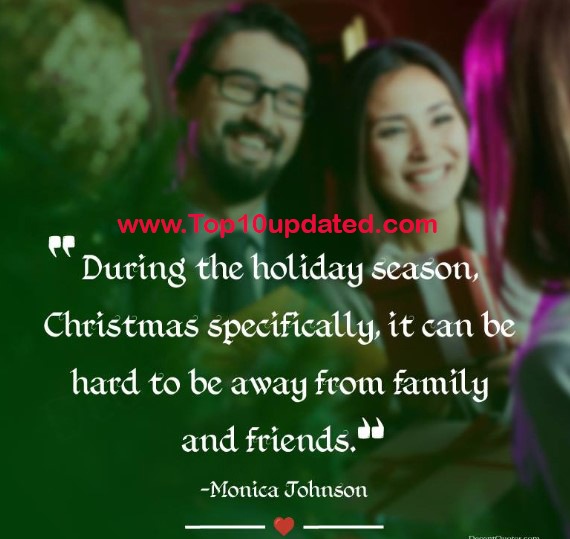 Top 10 Best Christmas Quotes for Holiday Spirit | Ten Best ...