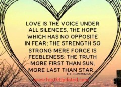 Inspirational Lovers Romantic Love Quotes Sayings, Best Inspiring Love Quotes For Men & Women