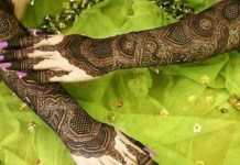 Stylish Henna Fashion Designs Best Stylish Henna Ideas
