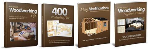 free woodworking projects