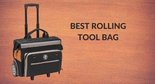 best rolling tool bags reviews