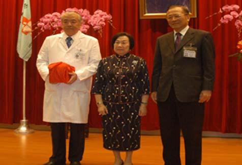 新血!肝病權威李壽東接振興院長 | 華人健康網