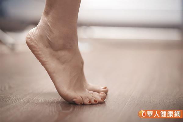 自古以來,「墊腳尖」一直是備受保健達人推崇的免錢養生法。