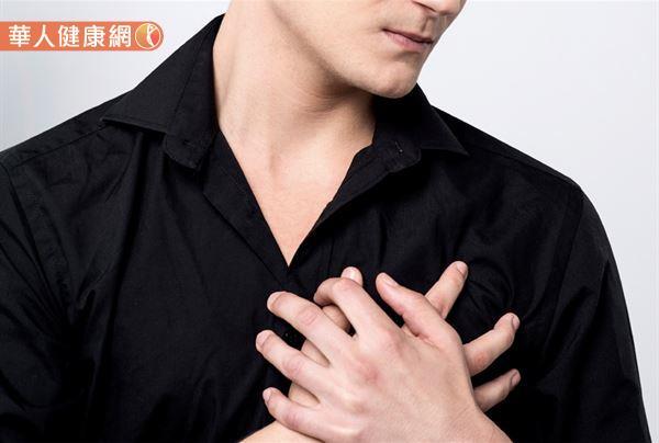 長期胸悶、胸痛別輕忽,小心可能是前縱膈生殖細胞腫瘤惹禍!
