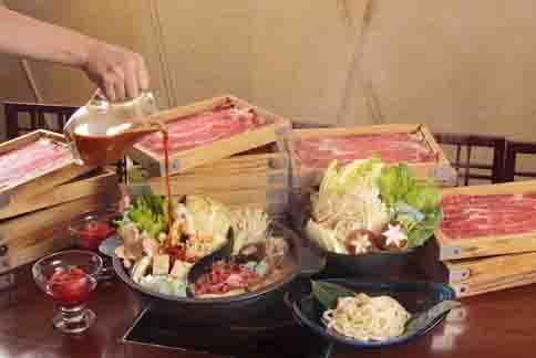 吃的盡興 晶華酒店鴛鴦壽喜燒傳香   找美食   放輕鬆   華人健康網