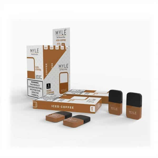 MYLE -Iced Coffee pods