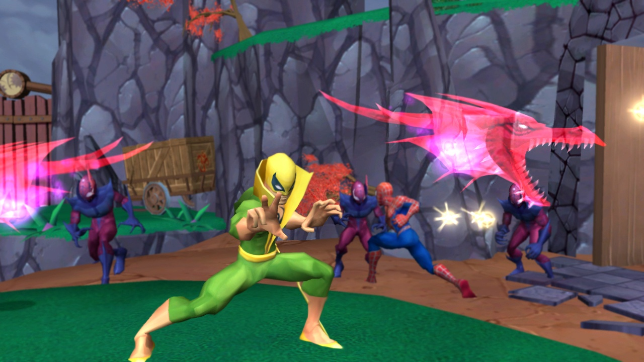 Spider Man Friend Or Foe Download For Pc