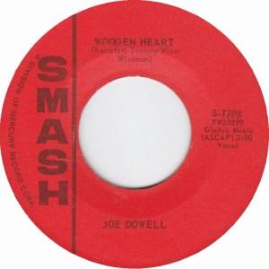 joe-dowell-wooden-heart-1961
