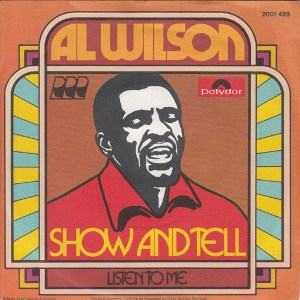 al-wilson-show-and-tell-polydor
