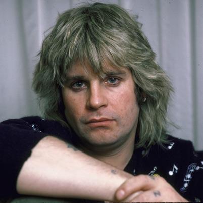 Ozzy Osbourne circa 1980's