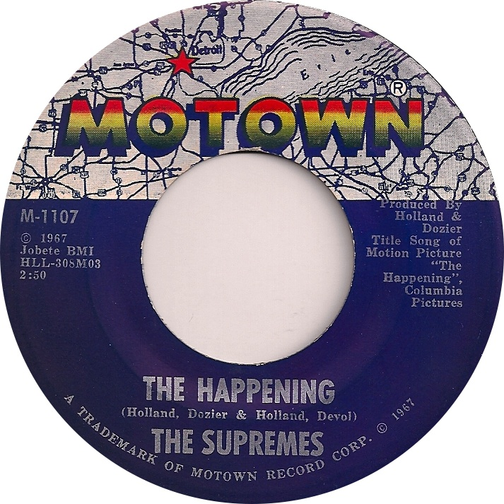 The Supremes Happening 1967 5