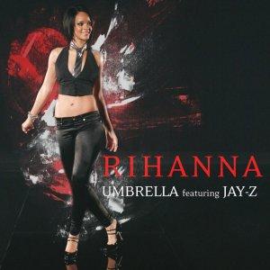 036 Rihanna Umbrella