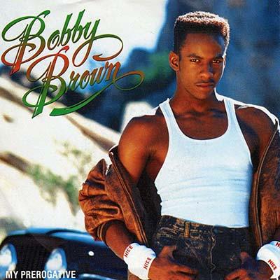 Bobby Brown promo image circa 1980's