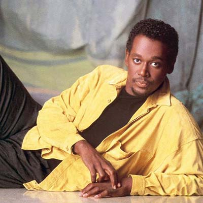 Luther Vandross promo image circa 1980's