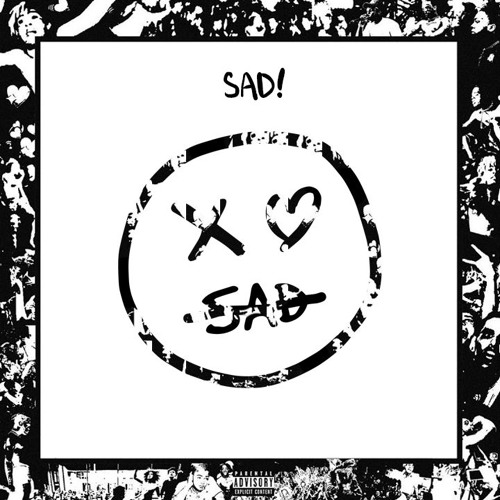 Sad - XXXTentacion Album Cover