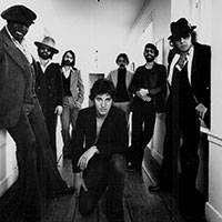 Bruce Springsteen and the E Street Band circa 1977