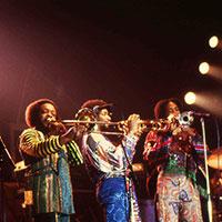 The Jackson 5 promo picture - circa 1977