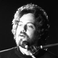 Billy Joel performing in the Netherlands September 13, 1972