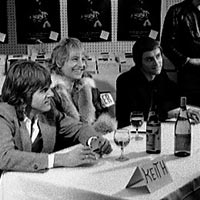 Emerson, Lake and Palmer in Toronto February 1978