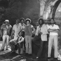 The original War band circa 1976