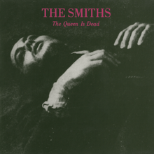 The Smiths The Queen is Dead record cover 1986