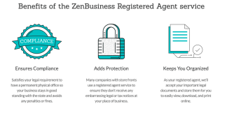 ZenBusiness' Registered Agent Services