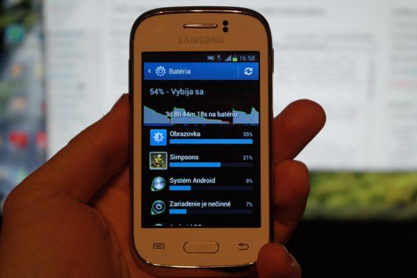 SAMSUNG CSC, smartphone batéria