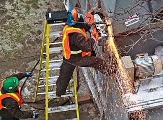 Rebríky a faily