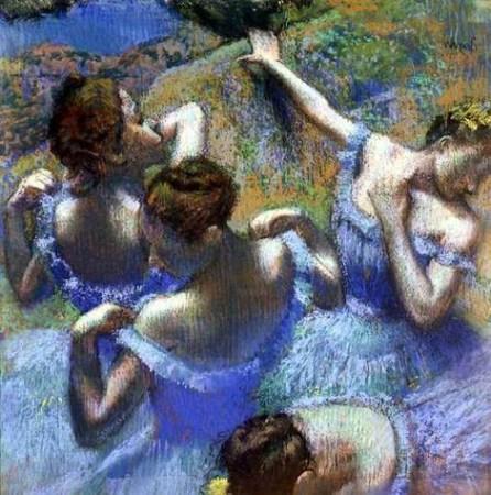 #5 Blue Dancers (1899)