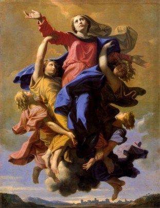 #4 The Assumption of the Virgin (1649/50)