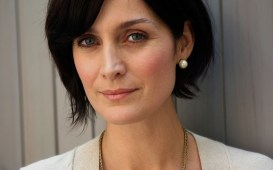 #3 Carrie-Anne Moss
