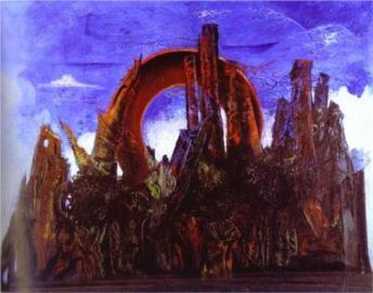 #4 Max Ernst Forests!
