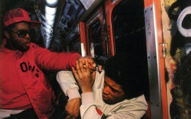 #2 Bruce Davidson Subway Shots!