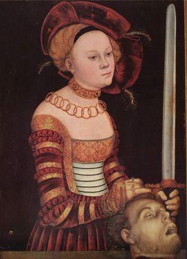 #3 Lucas Cranach Beheadings!