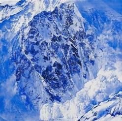 #3 Mark Tansey Blue Masterpiece!