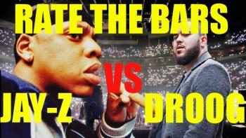 DJ Preservation Correspondence | Rate the Bars Droog | Rate The Bars Jay-Z | Correspondence Lyrics Droog | Correspondence Lyrics Mach Hommy |