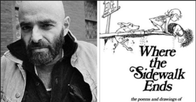 """Mavi End of Earth review and reaction. This album's cover was inspired by author Shel Silverstein and the book """"Where the Sidewalk Ends"""""""